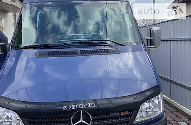 Mercedes-Benz Sprinter 316 груз.-пасс. 2005 в Ивано-Франковске