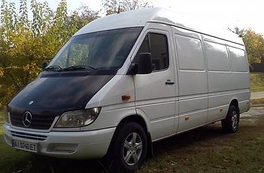 Mercedes-Benz Sprinter 316 груз. 2004
