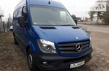 Mercedes-Benz Sprinter 316 груз. 316 средний высокий