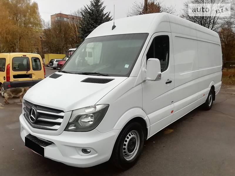 Mercedes-Benz Sprinter 316 груз. 2017 в Ровно