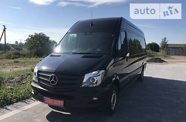 Mercedes-Benz Sprinter 316 груз. 2017 в Нововолынске