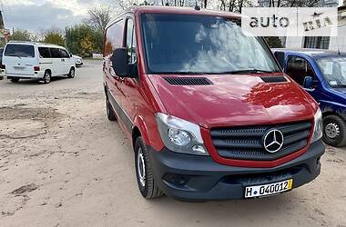 Mercedes-Benz Sprinter 316 груз. 2016 в Житомире