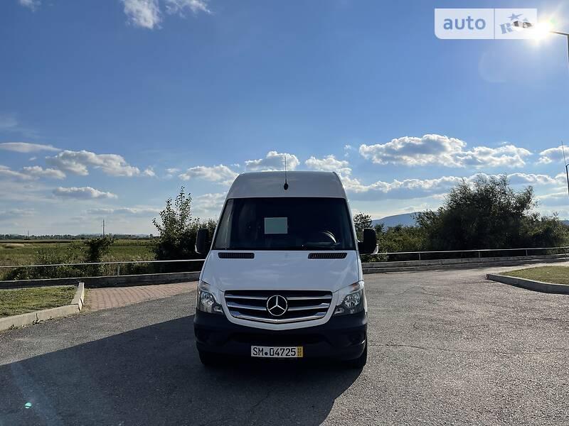 Mercedes-Benz Sprinter 316 груз. 316CDI