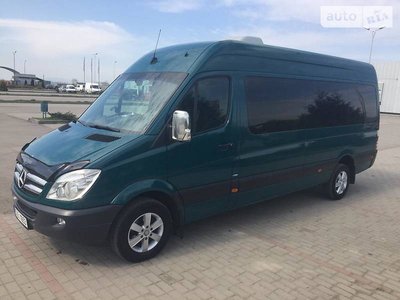 Mercedes-Benz Sprinter 316 пасс. 2013 в Тячеве
