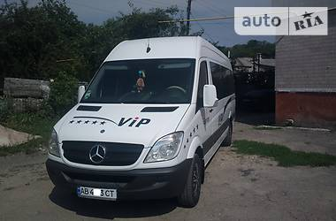 Mercedes-Benz Sprinter 316 пасс. 2011 в Могилев-Подольске