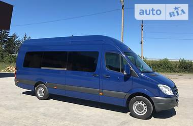Mercedes-Benz Sprinter 316 пасс. 2011 в Староконстантинове