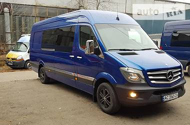 Mercedes-Benz Sprinter 316 пасс. 2016 в Ровно