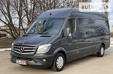 Mercedes-Benz Sprinter 316 пасс. 2013 в Сумах