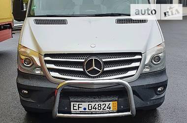 Mercedes-Benz Sprinter 316 пасс. 2015 в Ивано-Франковске