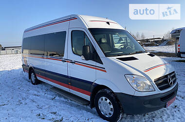 Mercedes-Benz Sprinter 316 пасс. 2013 в Луцке