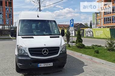 Легковой фургон (до 1,5 т) Mercedes-Benz Sprinter 316 пасс. 2014 в Ивано-Франковске