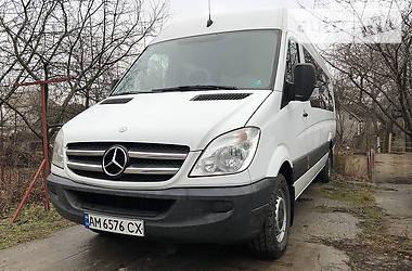 Микроавтобус (от 10 до 22 пас.) Mercedes-Benz Sprinter 316 пасс. 2011 в Житомире