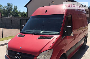 Mercedes-Benz Sprinter 318 груз. 2008 в Ровно