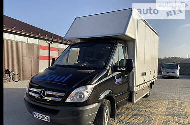 Mercedes-Benz Sprinter 318 груз. 2007 в Луцке