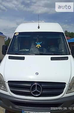 Микроавтобус грузовой (до 3,5т) Mercedes-Benz Sprinter 318 груз. 2009 в Старобельске