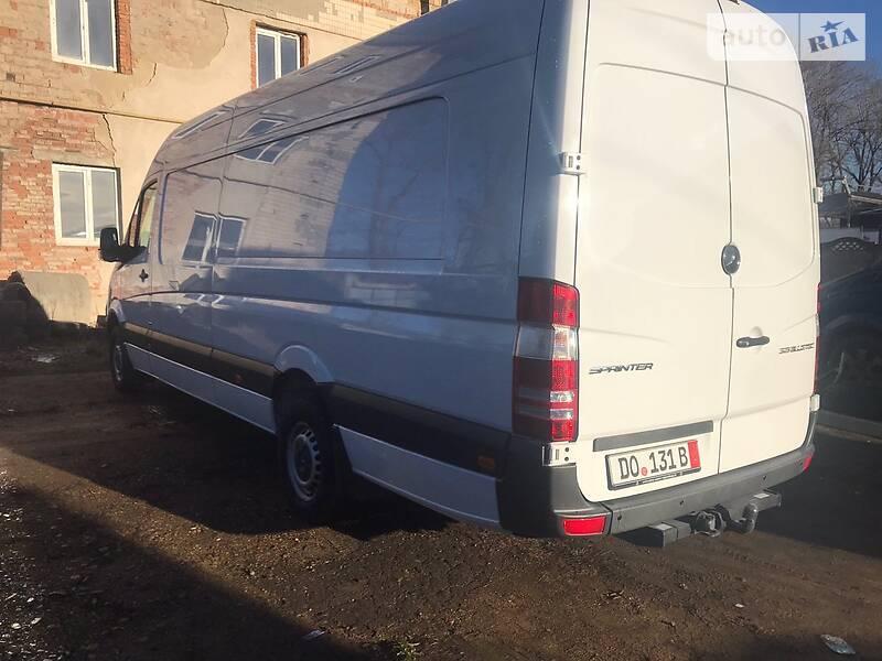 Mercedes-Benz Sprinter 319 груз. 2015 в Черновцах
