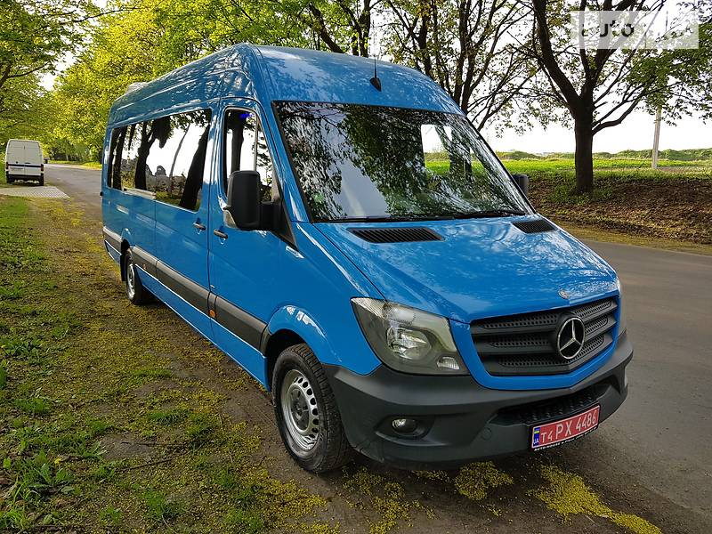 Mercedes-Benz Sprinter 319 пасс. 2014 в Ровно