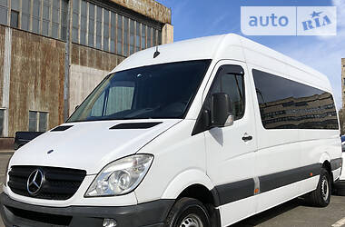 Mercedes-Benz Sprinter 319 пасс. 2012 в Киеве
