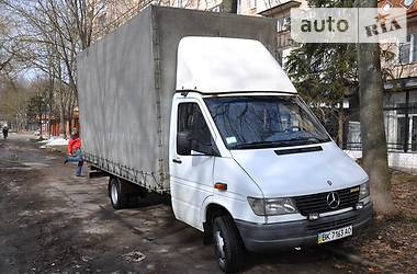 Mercedes-Benz Sprinter 412 груз. 1999 в Ровно