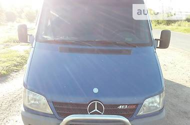 Mercedes-Benz Sprinter 413 груз. 2004 в Умани
