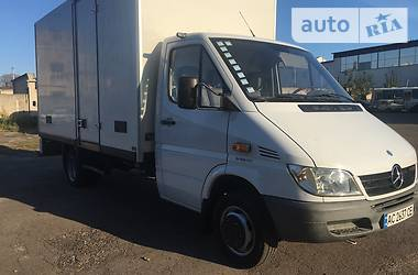 Mercedes-Benz Sprinter 413 груз. 2004 в Луцке