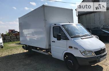 Mercedes-Benz Sprinter 413 груз. 2004 в Стрые
