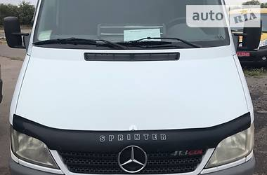 Mercedes-Benz Sprinter 413 груз. 2005 в Вараше