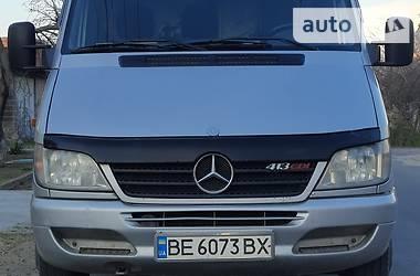 Mercedes-Benz Sprinter 413 груз. 2005 в Николаеве