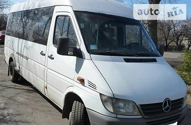 Mercedes-Benz Sprinter 413 пас. 2000 в Добропіллі