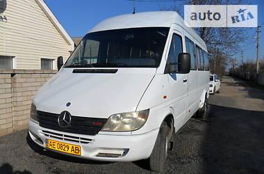 Микроавтобус (от 10 до 22 пас.) Mercedes-Benz Sprinter 413 пасс. 2000 в Днепре