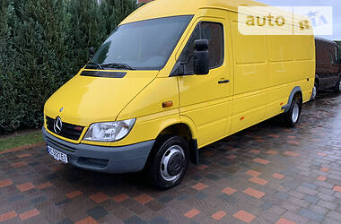 Mercedes-Benz Sprinter 416 груз. 2005 в Луцке
