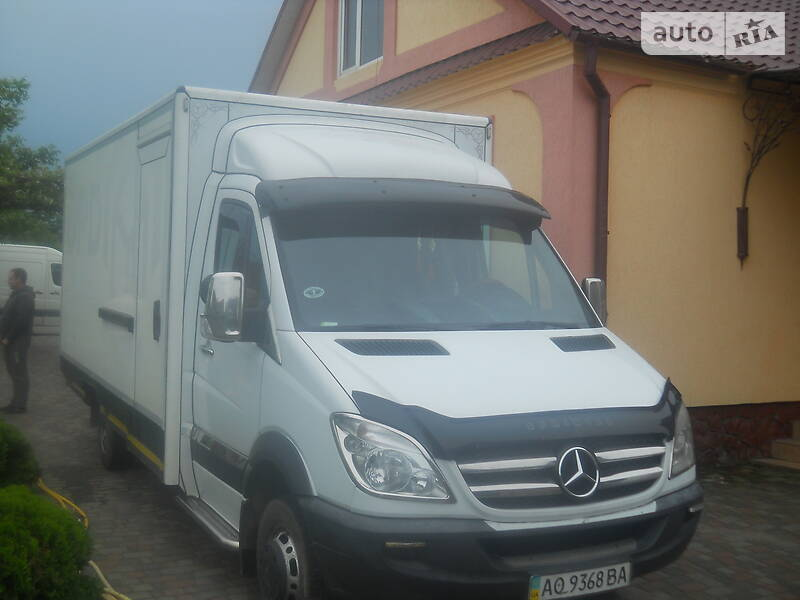 Mercedes-Benz Sprinter 518 груз. 2007 в Радивилове
