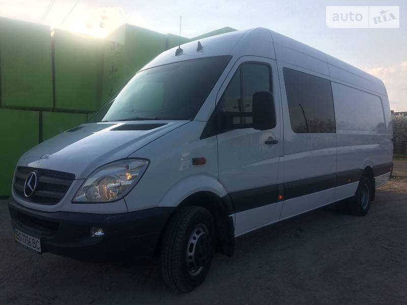Mercedes-Benz Sprinter 519 груз. 2010 в Бучаче
