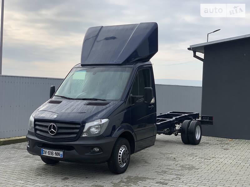 Mercedes-Benz Sprinter 519 груз. 2015 в Черновцах