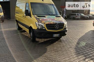 Микроавтобус грузовой (до 3,5т) Mercedes-Benz Sprinter 519 груз. 2017 в Черновцах