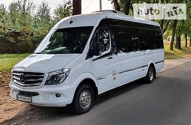 Туристический / Междугородний автобус Mercedes-Benz Sprinter 519 пасс. 2014 в Ровно