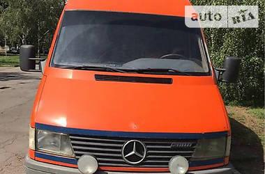 Mercedes-Benz T1 208 груз 1996 в Запорожье