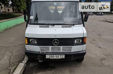 Mercedes-Benz T1 208 пасс 1993 в Горохове