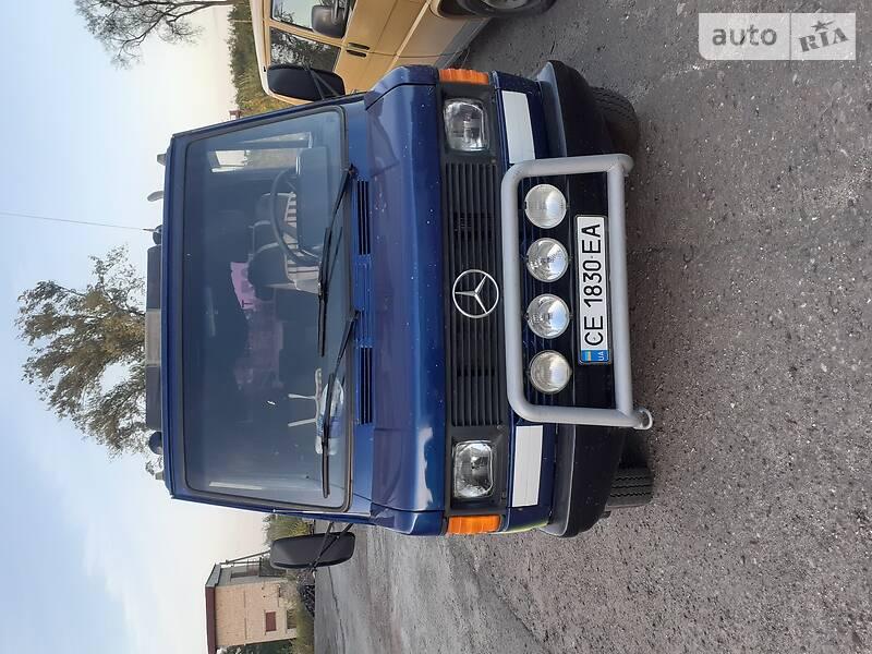 Mercedes-Benz T1 409 груз-пасс