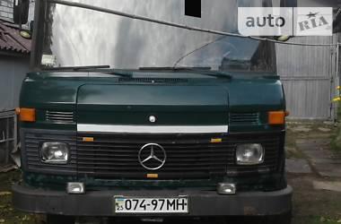 Mercedes-Benz T2 508 груз 1985 в Чернигове