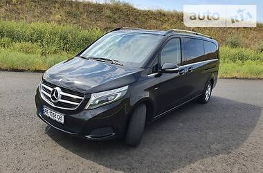 Mercedes-Benz V 220 2016 в Днепре