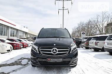 Mercedes-Benz V 250 cdi ExtraLong 4matic 2015