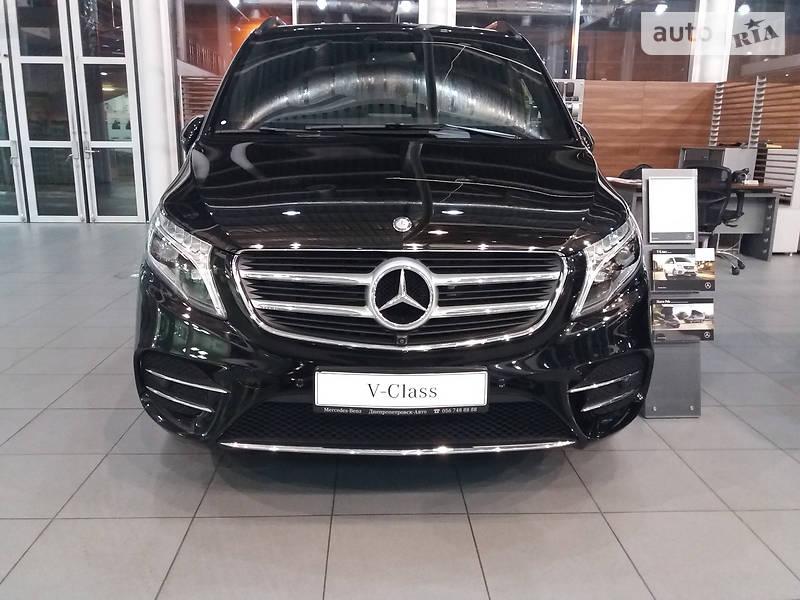 Mercedes-Benz V 250 2018 в Днепре