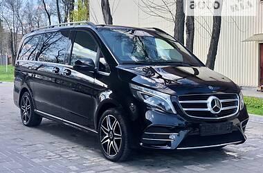 Минивэн Mercedes-Benz V 250 2018 в Днепре