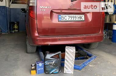 Mercedes-Benz Vaneo 2002 в Львове