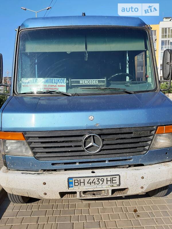 Пригородный автобус Mercedes-Benz Vario 814 1999 в Одессе