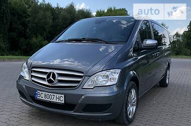 Mercedes-Benz Viano 2013 в Бродах