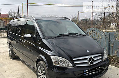 Mercedes-Benz Viano 2011 в Черновцах