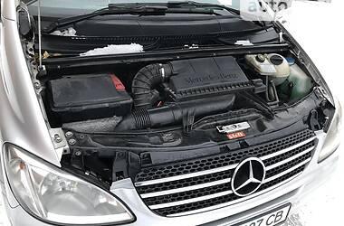 Mercedes-Benz Viano 2009 в Черновцах