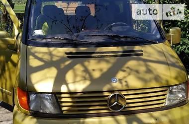 Mercedes-Benz Vito 108 2000 в Червонограде